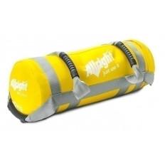 Powerbag worek do ćwiczeń 10 kg Allright (żółty)