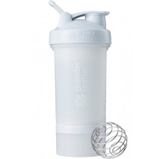 SHAKER PROSTAK - 650ml Blender Bottle (biały)