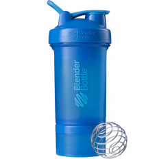 SHAKER PROSTAK - 650ml Blender Bottle (niebieski)