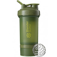 SHAKER PROSTAK - 650ml Blender Bottle (moss)
