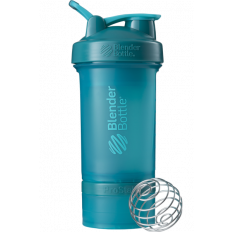SHAKER PROSTAK - 650ml Blender Bottle (morski)