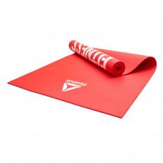 Mata fitness 4 mm LOVE RAMT-11024RDL REEBOK (czerwona)