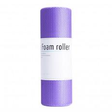 Roller z pianki EVA 45 cm EASY FITNESS purple