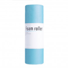 Roller z pianki EVA 45 cm EASY FITNESS blue