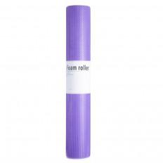 Roller z pianki EVA 90 cm EASY FITNESS purple
