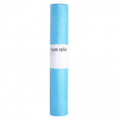 Roller z pianki EVA 90 cm EASY FITNESS blue