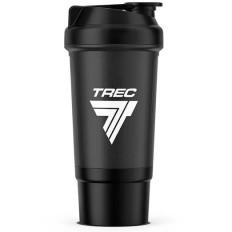 Trec - SHAKER 207 Stronger Together - 0,5 l (czarny)