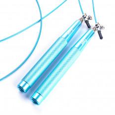 Skakanka Speed Rope EASY FITNESS Blue