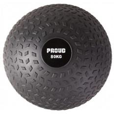 Piłka SLAM BALL 80 kg - PROUD
