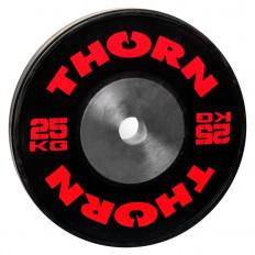 Talerz olimpijski 25 kg THORN+FIT