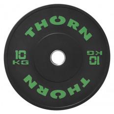 Obciążenie do sztangi Training Plate 10kg THORN+FIT