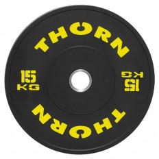 Obciążenie do sztangi Training Plate 15kg THORN+FIT