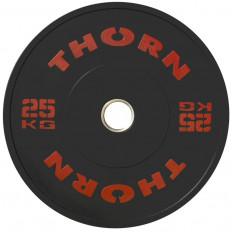 Obciążenie do sztangi Training Plate 25kg THORN+FIT