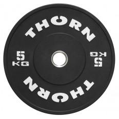 Obciążenie do sztangi Training Plate 5kg THORN+FIT