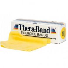 Taśma rehabilitacyjna 1,5 m słaba Thera Band (żółta)