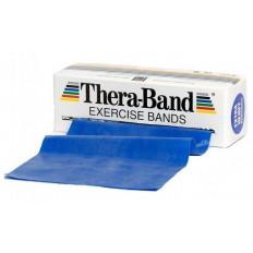 Taśma rehabilitacyjna 2,5 m extra mocna Thera Band (niebieska)