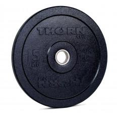 Obciążenie do sztangi Enduro Bumper 5kg THORN+FIT