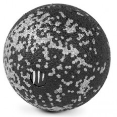 Piłka do masażu f-ball 10 cm hard tiguar (czarna)
