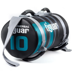 Powerbag worek do ćwiczeń 10 kg tiguar (morski)