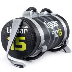 Powerbag worek do ćwiczeń 15 kg tiguar (oliwka)