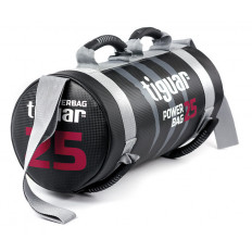 Powerbag worek do ćwiczeń 25 kg tiguar (malina)