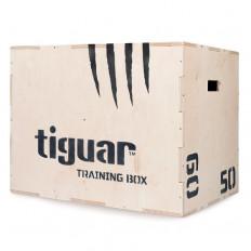 Skrzynia Drewniana training BOX tiguar