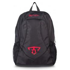 VICTORY BACKPACK FITMARK - Plecak sportowy + 2 posiłki (czarny)