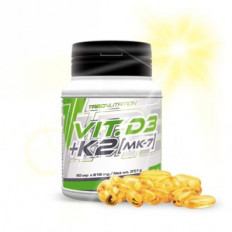 Trec - WIT. D3 + K2 [MK-7] - 60 kaps.