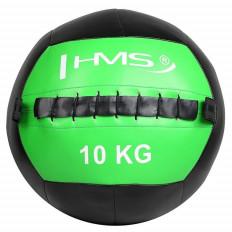 Piłka lekarska WALL BALL 10 kg HMS