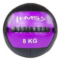 Piłka lekarska WALL BALL 8 kg HMS