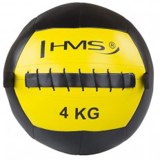 Piłka lekarska WALL BALL 4 kg HMS