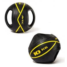 Zestaw piłek z uchwytami 4-10 kg AVEC