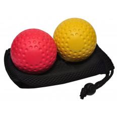 Zestaw piłek do masażu MASSAGE BALL SET PROUD