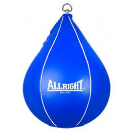 Gruszka bokserska podwieszana Allright (niebieska)