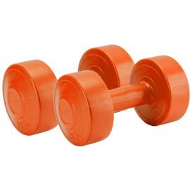 Hantle kompozytowe 2 x 1 kg Allright (pomarańczowe)