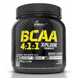 Olimp - BCAA XPLODE POWDER 4:1:1 - 500 g