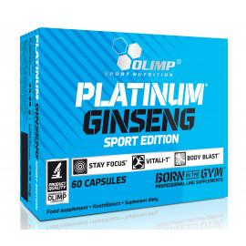 Olimp -  PLATINUM GINSENG SPORT EDITION 550 mg - 60 kaps.