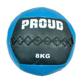 Piłka lekarska WALL BALL / MED BALL 1.0 - 8kg PROUD