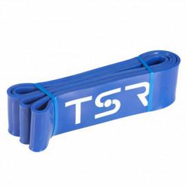 Guma treningowa 32-42 kg POWER BAND 100cm TSR (niebieska)