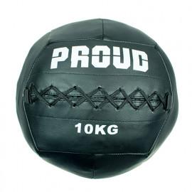Piłka lekarska WALL BALL / MED BALL 1.0 - 10kg PROUD