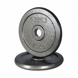 Obciążenie IRON PLATE 15 kg - PROUD