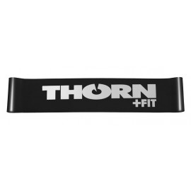 Taśma RESISTANCE BAND HEAVY THORN+FIT (czarna)