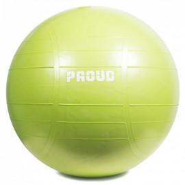 Piłka gimnastyczna GYM BALL 55 cm - PROUD (zielona)