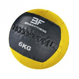 Piłka Wall Ball 6 kg CFA-1771 BAUER FITNESS (żółta)