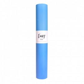 Wałek do masażu EASY 90cm pianka EVA (miękki, niebieski)