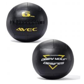 Zestaw piłek lekarskich Wall Ball 2-10 kg AVEC